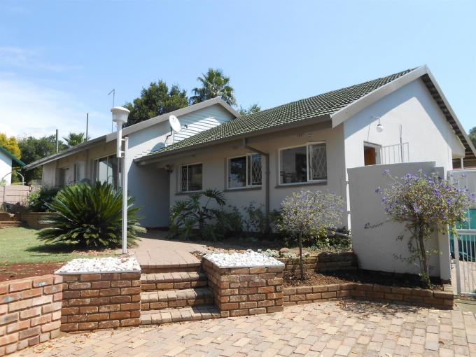 4 Bedroom House for Sale For Sale in Dalpark - Private Sale - MR125902