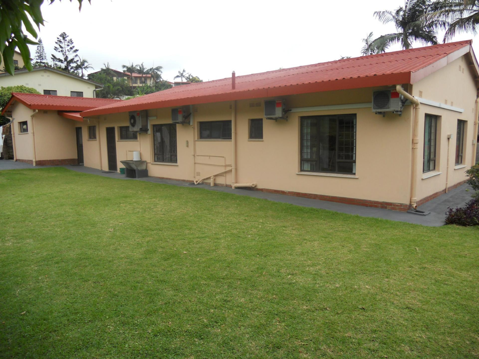 Front View of property in Port Shepstone
