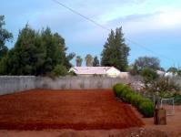 Backyard of property in Vosburg