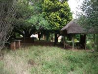 Backyard of property in Krugersdorp