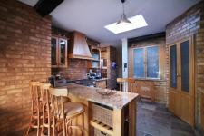 Kitchen - 31 square meters of property in Woodhill Golf Estate