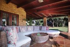 Patio - 61 square meters of property in Woodhill Golf Estate