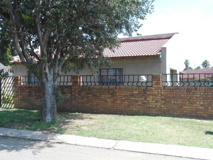 Absa Bank Trust Property 3 Bedroom House for Sale For Sale in Dalpark - MR126119