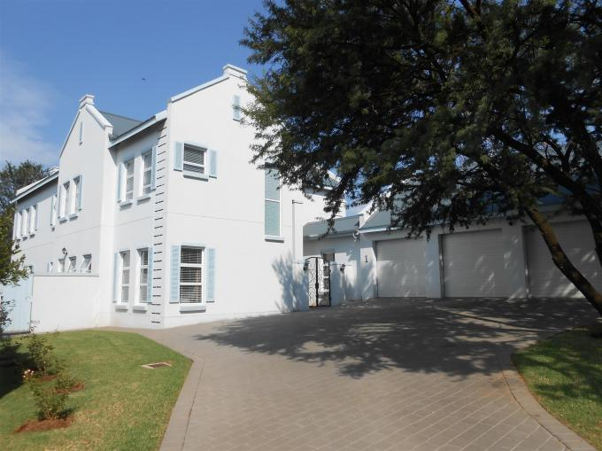 4 Bedroom House for Sale For Sale in Midrand Estates - Private Sale - MR126171