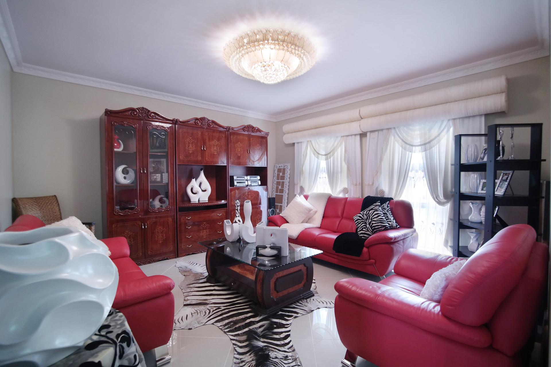 Formal Lounge of property in Willow Acres Estate