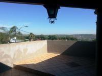 Patio of property in Kensington B - JHB