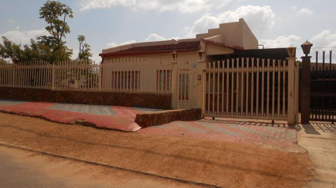 Absa Bank Trust Property House for Sale For Sale in Mabopane - MR126320
