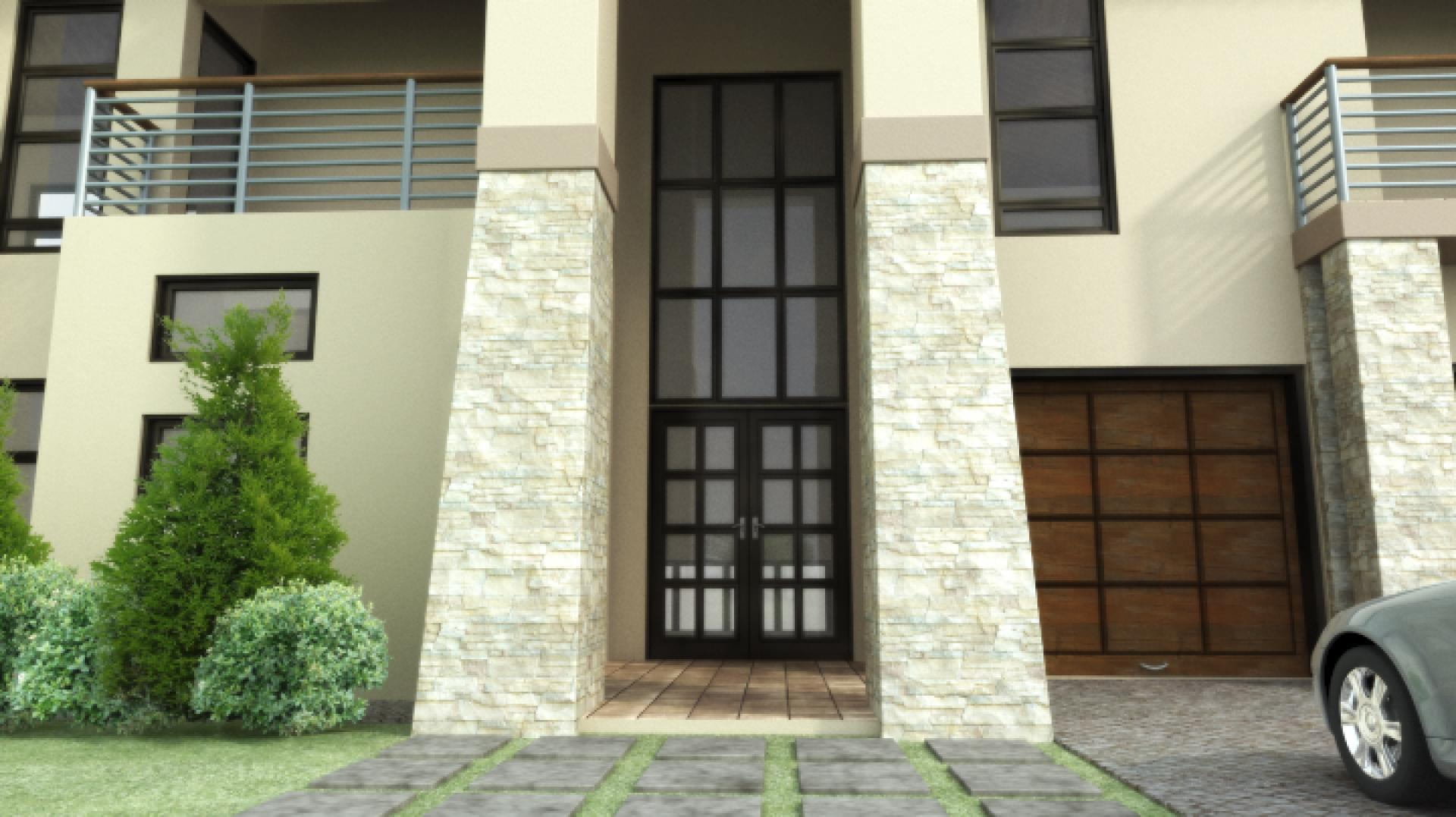 Spaces - 31 square meters of property in The Ridge Estate
