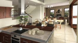 Kitchen - 33 square meters of property in The Ridge Estate