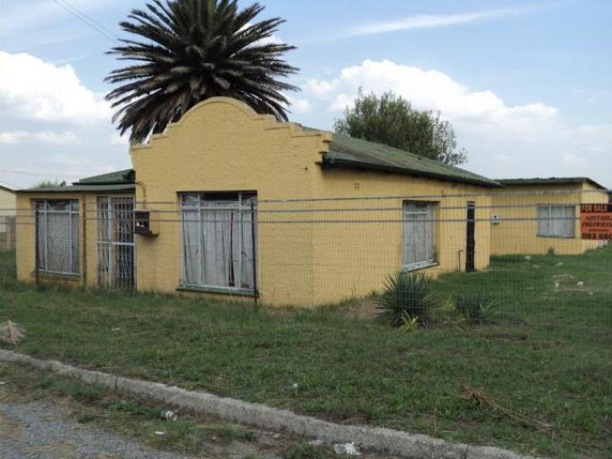 Standard Bank EasySell House for Sale For Sale in Bethal - MR126523