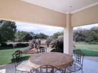 Patio - 31 square meters of property in Silver Lakes Golf Estate