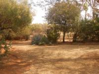 Backyard of property in Hartbeespoort