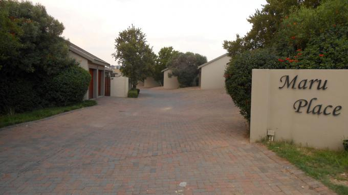 2 Bedroom Duet For Sale in Valleisig - Home Sell - MR126728