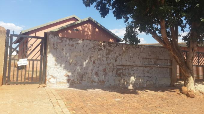Absa Bank Trust Property 3 Bedroom House for Sale For Sale in Protea Glen - MR126811