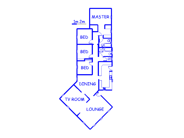 Floor plan of the property in Selcourt