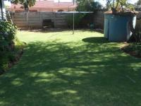 Backyard of property in Crystal Park