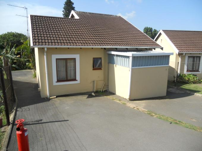 Standard Bank EasySell 3 Bedroom Sectional Title For Sale in Seaview  - MR127244
