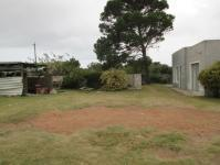Backyard of property in Newton Park