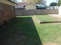 Backyard of property in Birchleigh North