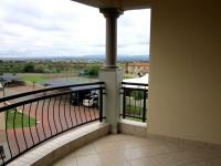 Patio of property in Silver Lakes Golf Estate