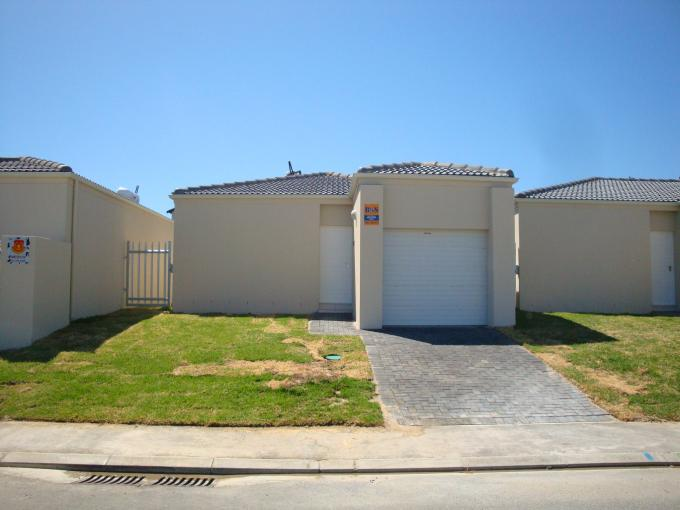 2 Bedroom House for Sale For Sale in Parklands - Private Sale - MR128230
