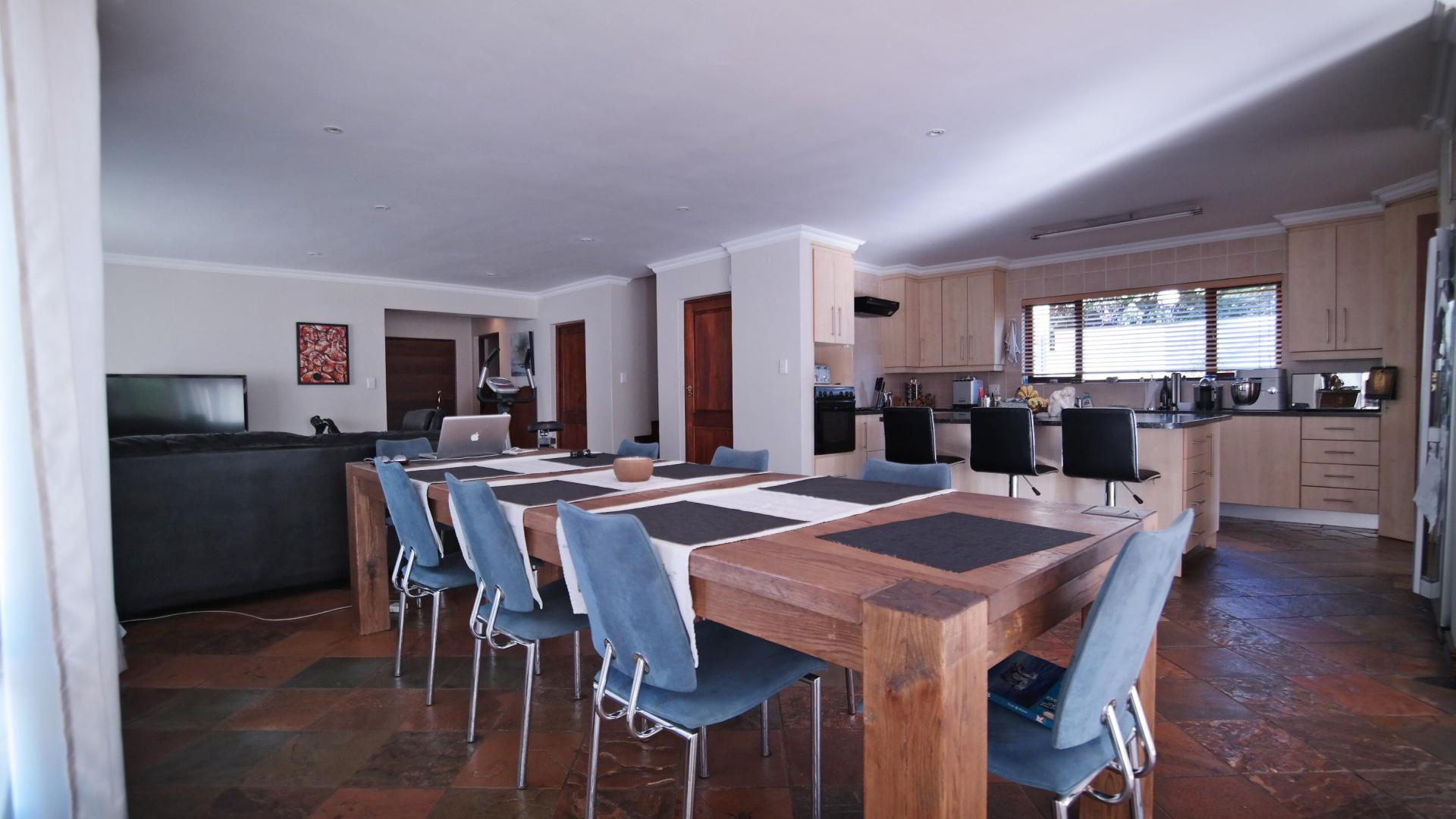 Dining Room - 10 square meters of property in Willow Acres Estate