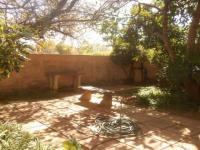 Backyard of property in Mnandi AH