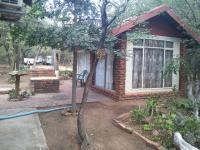Backyard of property in Thabazimbi