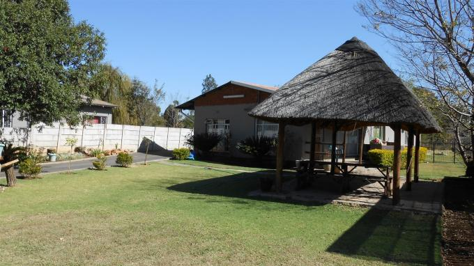 3 Bedroom House For Sale in Pretoria North - Private Sale - MR128712