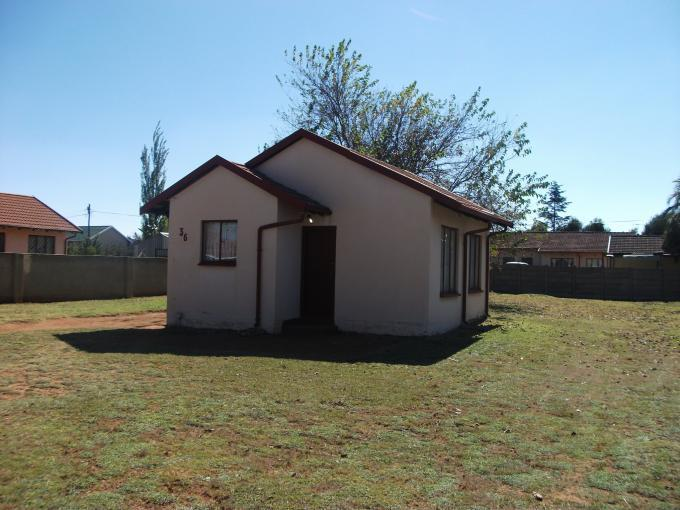 Standard Bank EasySell 2 Bedroom House for Sale For Sale in Finsbury - MR128741