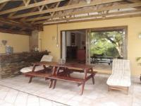 Patio of property in Hillcrest - KZN