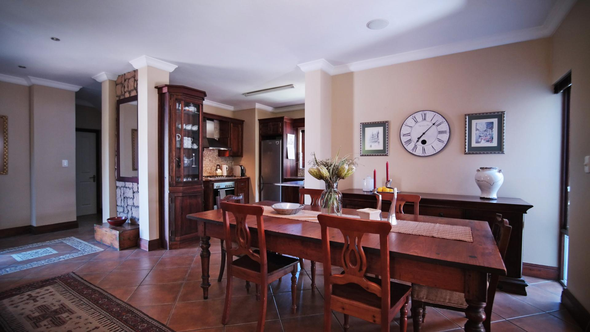 Dining Room - 11 square meters of property in Silver Stream Estate