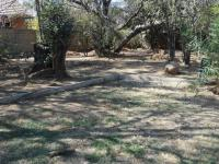 Backyard of property in Sharon Park