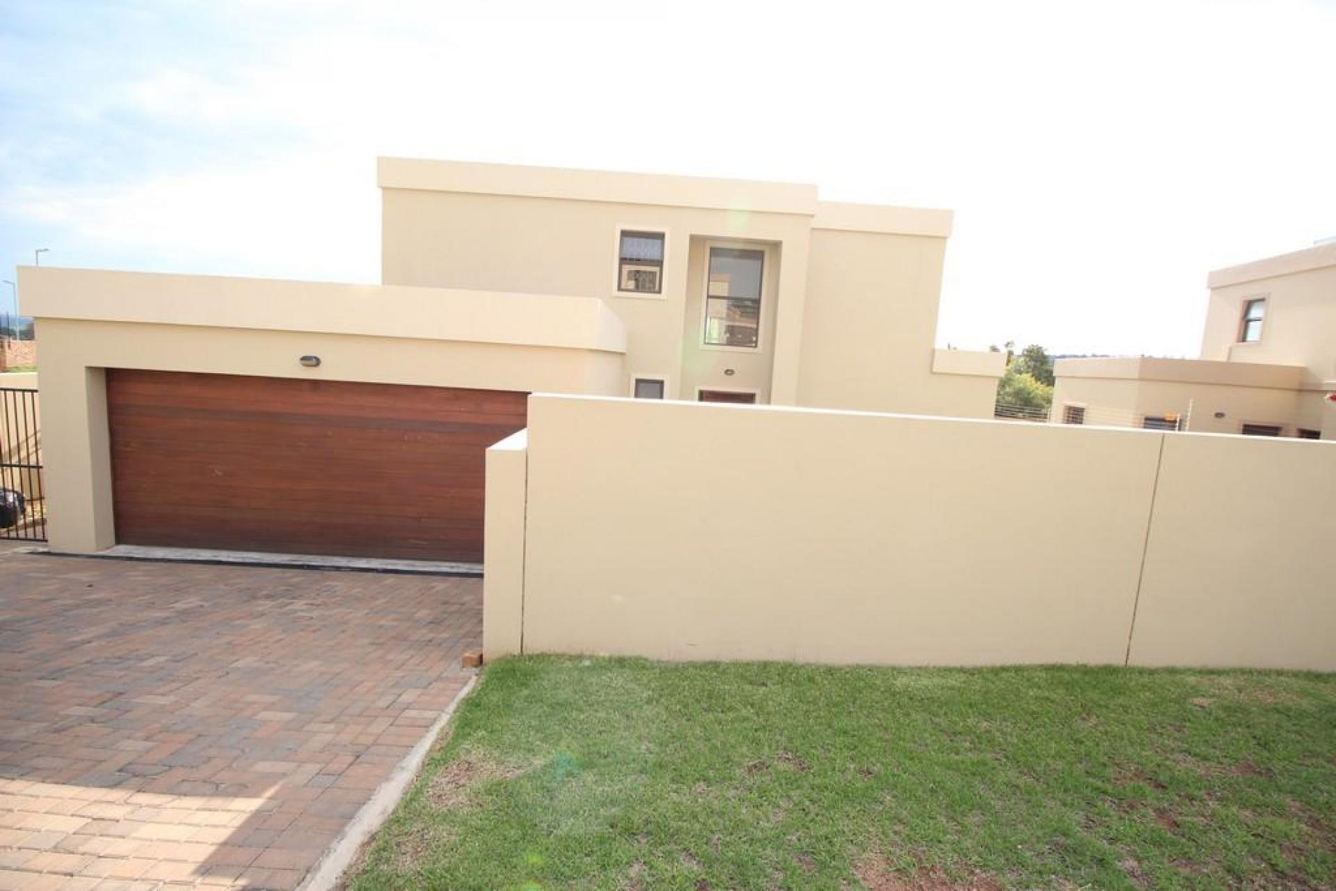 Front View of property in Kyalami A.H