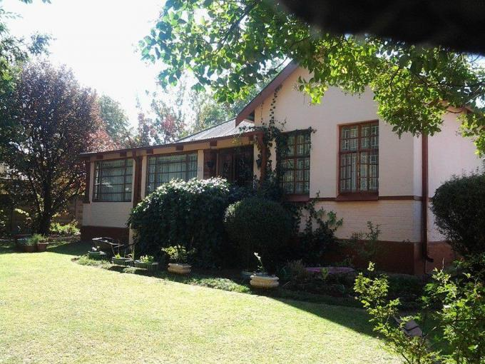 3 Bedroom House For Sale in Standerton - Home Sell - MR129097