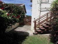 Backyard of property in Port Alfred