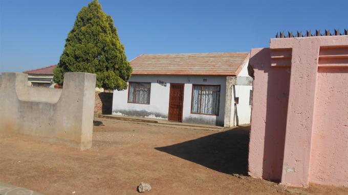 Standard Bank EasySell 2 Bedroom House for Sale For Sale in Winterveld - MR129232