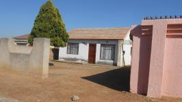 2 Bedroom 1 Bathroom House for Sale for sale in Winterveld