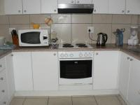 Kitchen of property in Plettenberg Bay
