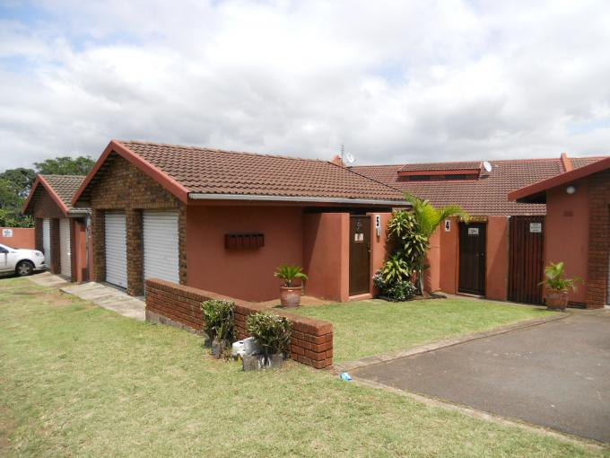 Standard Bank EasySell 2 Bedroom Cluster For Sale in Bluff - MR129375