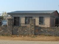 2 Bedroom 1 Bathroom in Diepsloot