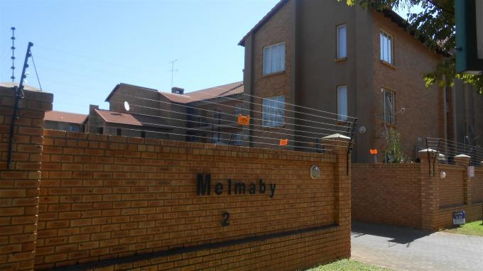 Standard Bank EasySell 2 Bedroom Sectional Title For Sale in Pretoria North - MR129669