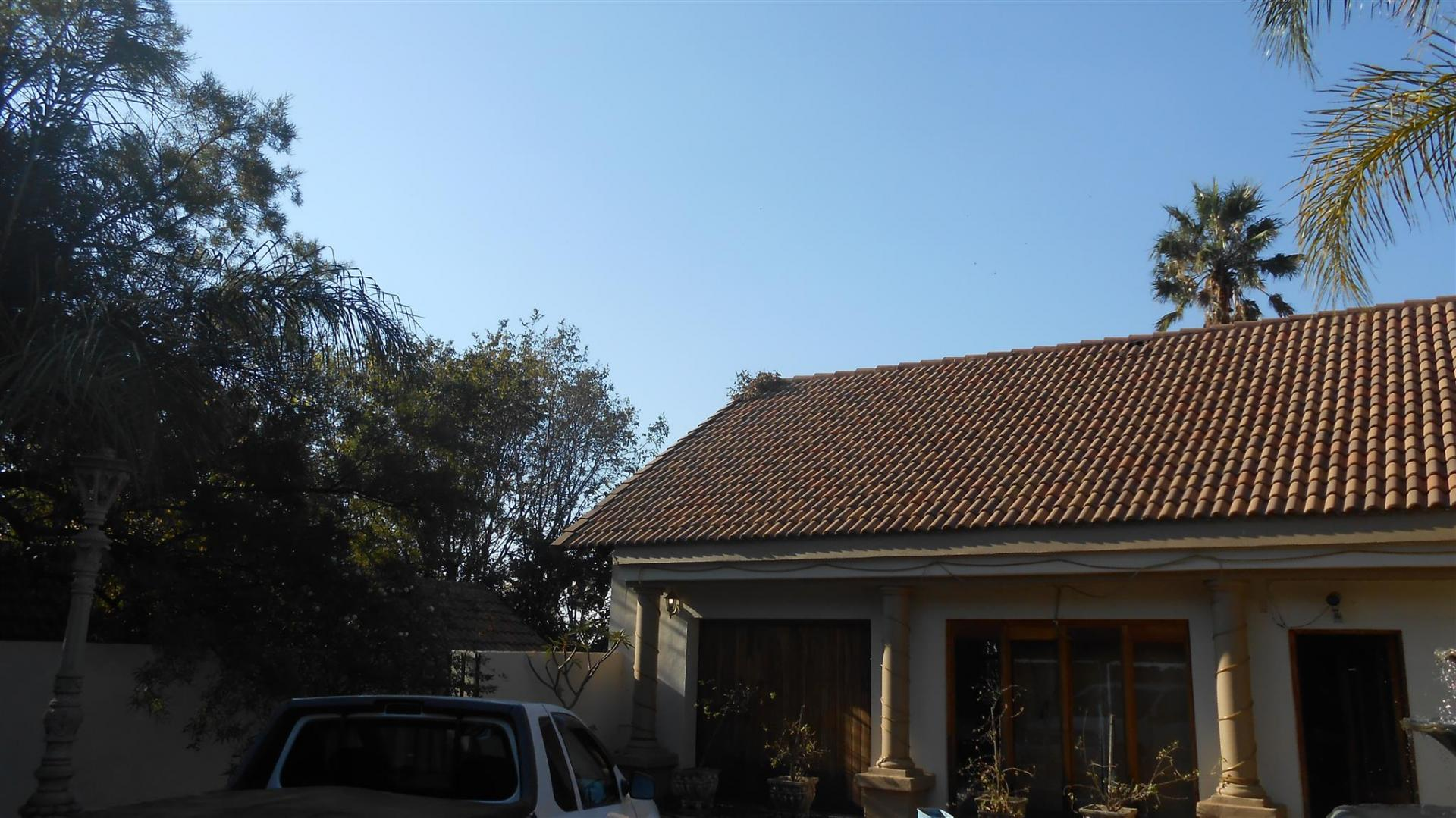 Front View of property in Waterkloof