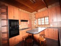 Kitchen of property in Trichardt
