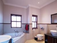 Main Bathroom - 11 square meters of property in Cormallen Hill Estate