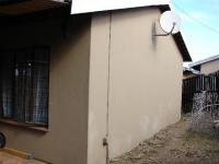 Backyard of property in Pinetown