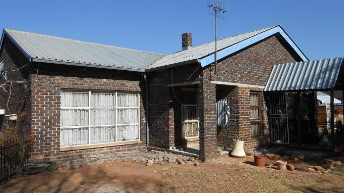 Standard Bank EasySell 3 Bedroom House for Sale For Sale in Rensburg - MR130558