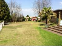 Backyard of property in Greytown