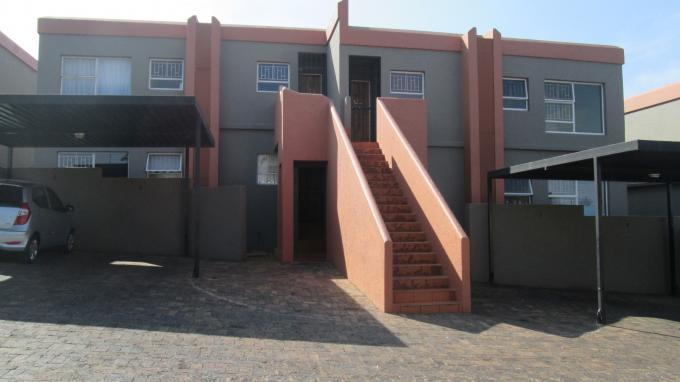 2 Bedroom Duplex for Sale For Sale in Delarey - Private Sale - MR130692