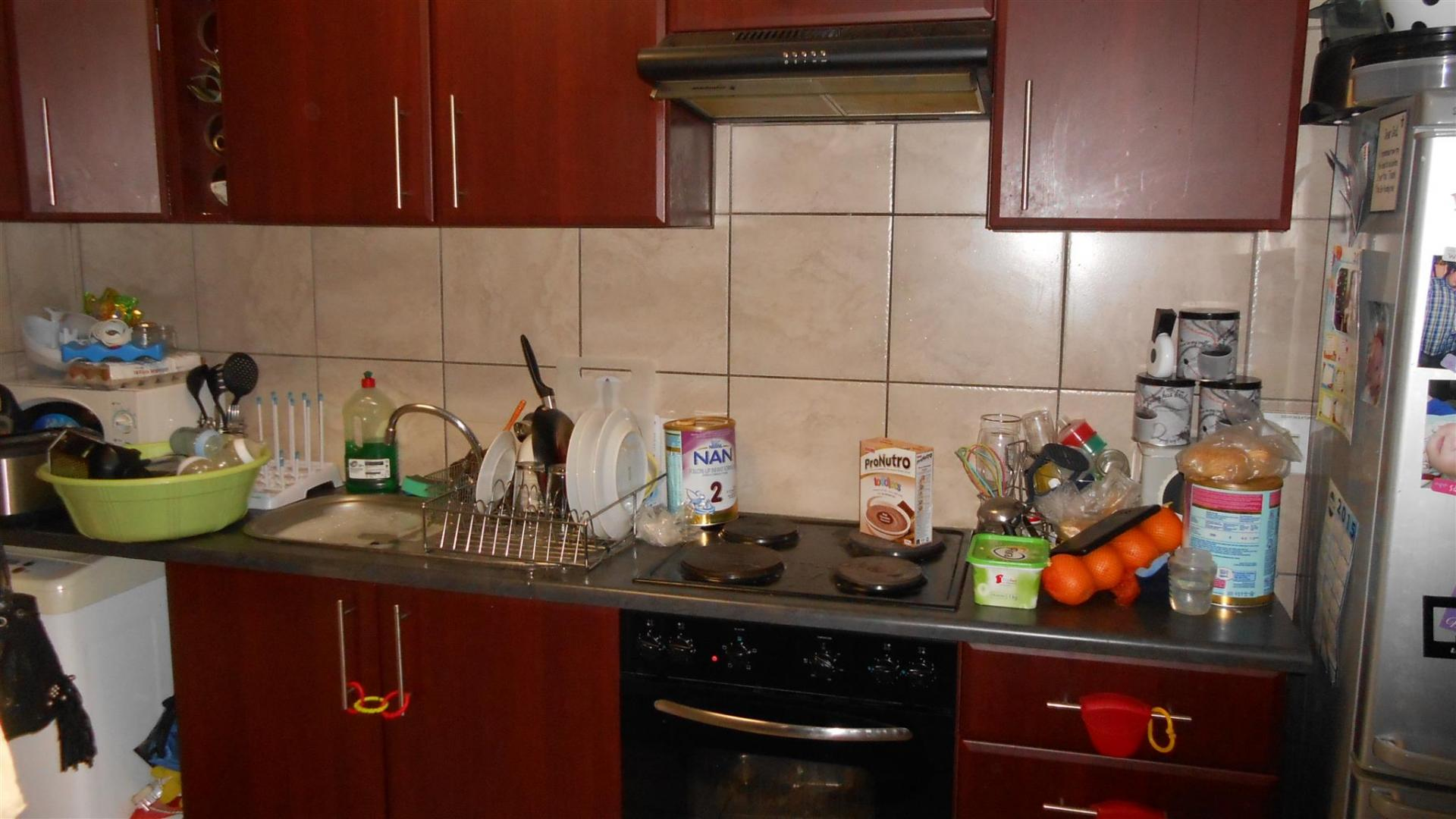 Kitchen - 4 square meters of property in Alberton